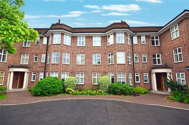 2 Bedrooms Flat for sale in Milton Lodge, Whitton Road, Twickenham