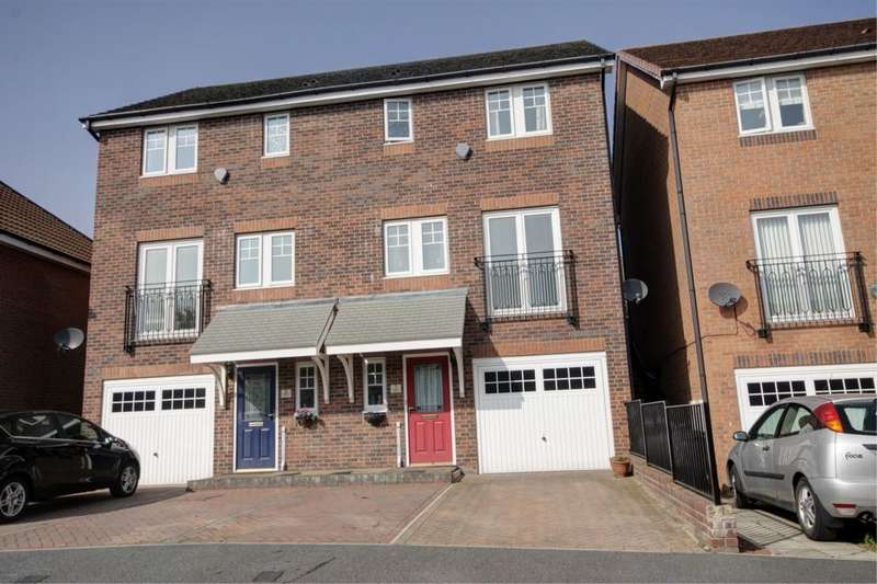 3 Bedrooms Semi Detached House for sale in Beldon Drive, Stanley, DH9