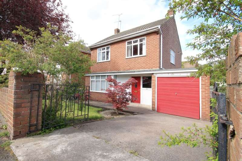 3 Bedrooms Detached House for sale in Camperdown Avenue, Chester Le Street, DH3