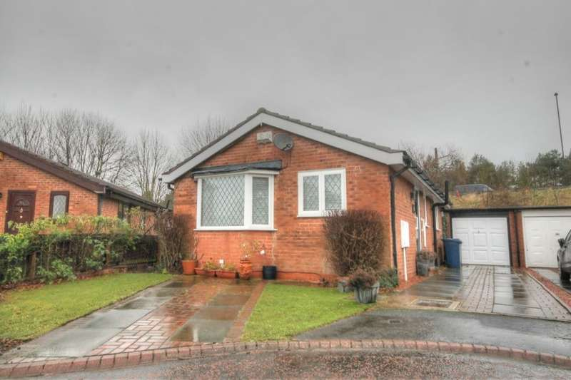 3 Bedrooms Detached Bungalow for sale in Patina Close, Lemington Rise, Newcastle Upon Tyne, NE15