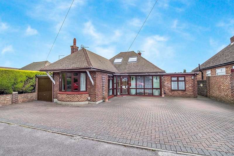 4 Bedrooms Detached Bungalow for sale in Wilson Avenue, Rochester, ME1