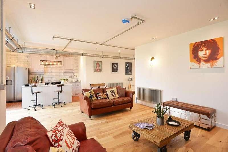 2 Bedrooms Flat for sale in Sydenham Hill, Sydenham, SE26