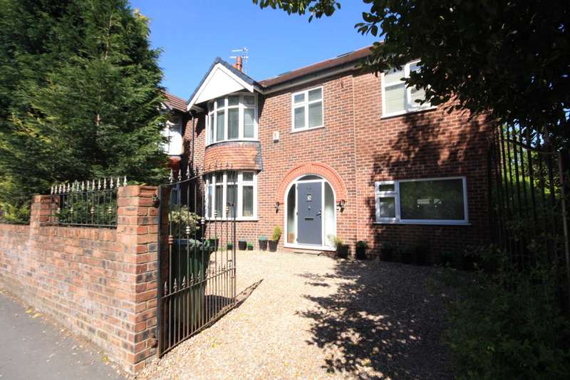 7 Bedrooms Semi Detached House for sale in Bury New Road, Prestwich