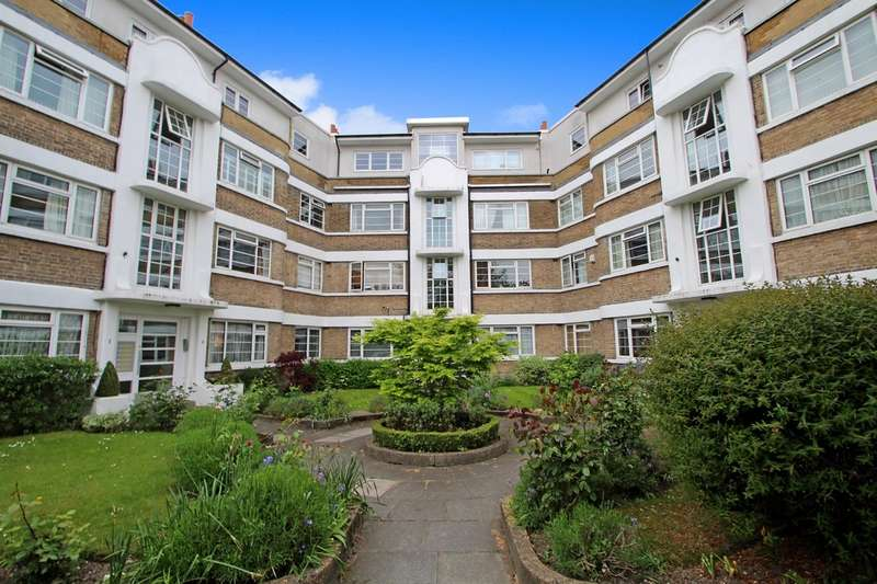 2 Bedrooms Ground Flat for sale in Durham Close, London