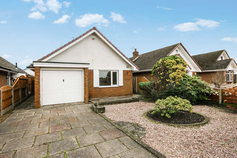 2 Bedrooms Detached Bungalow for sale in Hornby Road, Marshside, Southport