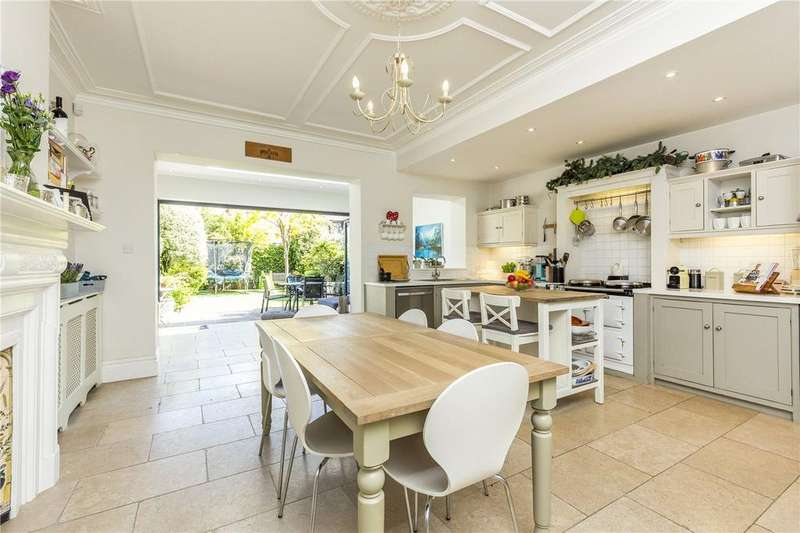 5 Bedrooms House for sale in Clarendon Drive, London, SW15