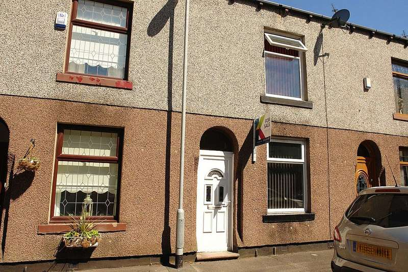 2 Bedrooms Terraced House for sale in 5 Burder Street, Oldham
