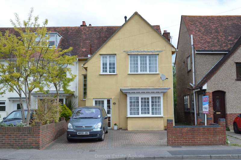 4 Bedrooms End Of Terrace House for sale in Elson Road, Elson, Elson