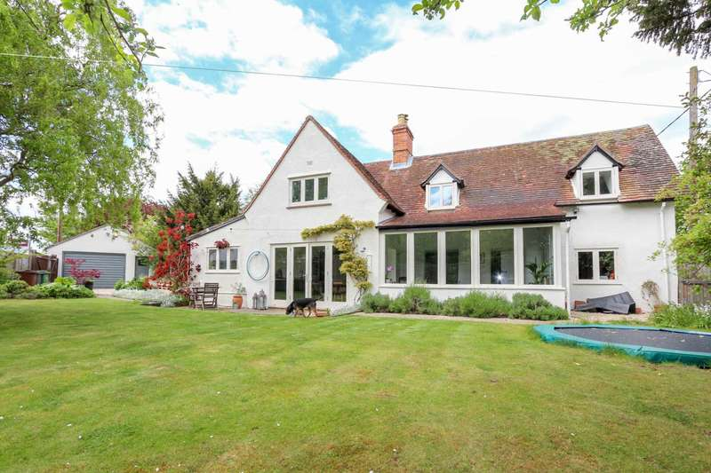 4 Bedrooms Detached House for sale in Abingdon Road, Dorchester-On-Thames