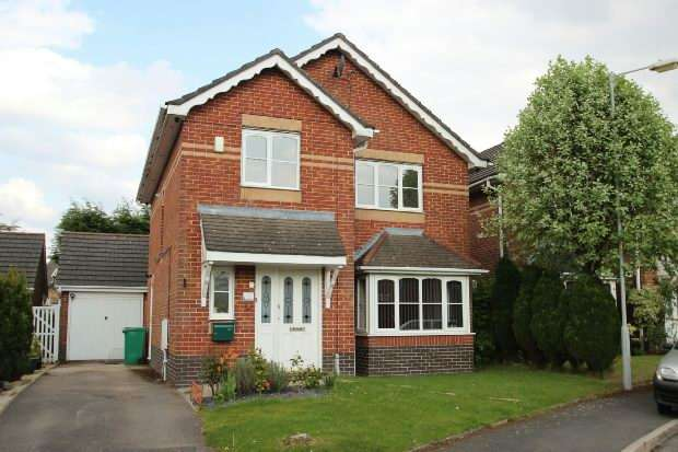 3 Bedrooms Detached House for sale in Jack Brady Close, Baguley