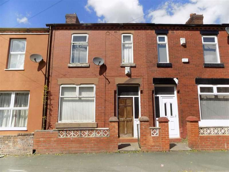 3 Bedrooms Terraced House for sale in Walmer Street, Abbey Hey, Manchester