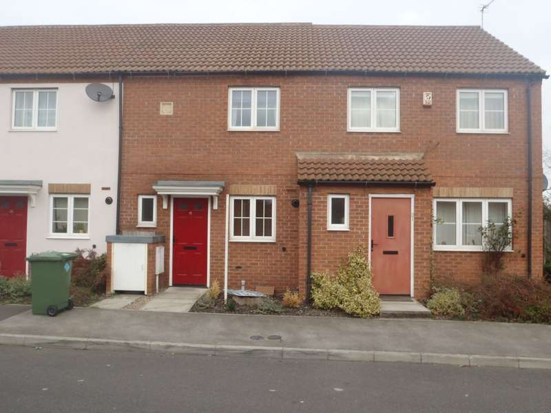 2 Bedrooms Terraced House for sale in Newark, Emmendingen Avenue
