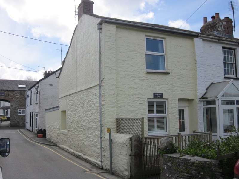 2 Bedrooms End Of Terrace House for sale in Eddystone Terrace, Wadebridge, Cornwall, PL27
