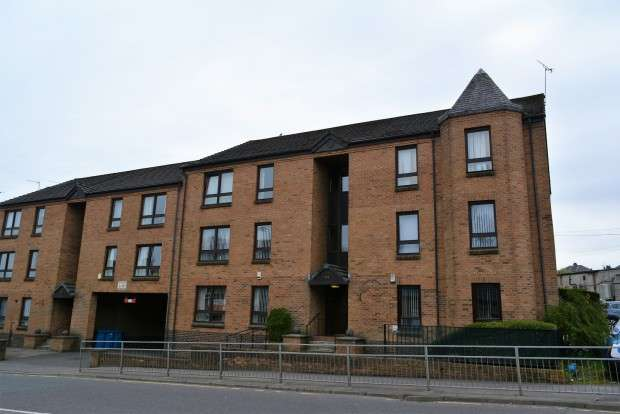2 Bedrooms Flat for sale in Busby Road 1/2, Clarkston, Glasgow, G76