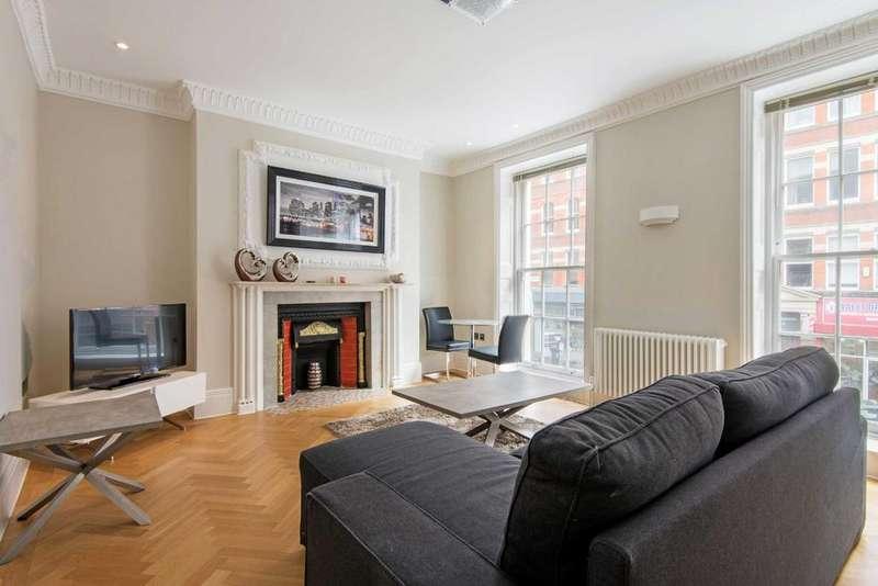 1 Bedroom Flat for sale in Grays Inn Road, WC1X
