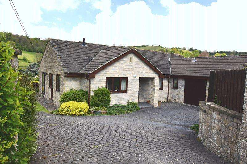 4 Bedrooms Bungalow for sale in Holywell Road, Wotton-Under-Edge, GL12 7NJ
