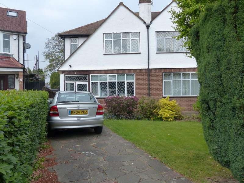 3 Bedrooms Semi Detached House for sale in Rosecroft Close, Orpington, BR5