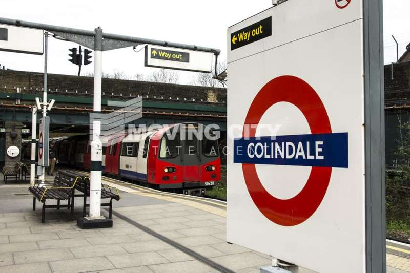 2 Bedrooms Flat for sale in Reverence House, Colindale Gardens, Colindale, NW9