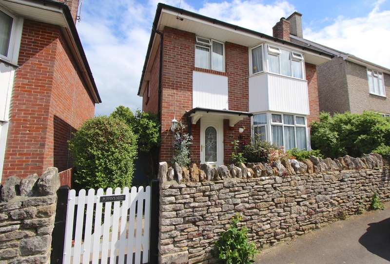 3 Bedrooms Detached House for sale in PRINCESS ROAD, SWANAGE