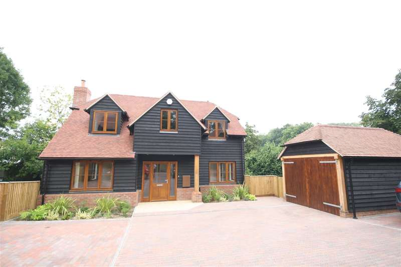 3 Bedrooms House for sale in Swanmore