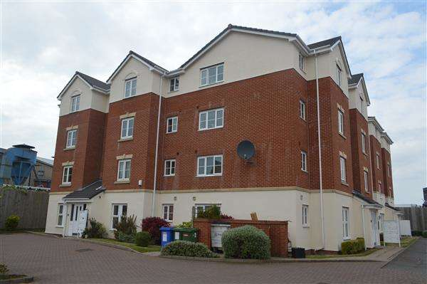 1 Bedroom Apartment Flat for sale in Thornbury Road, Walsall