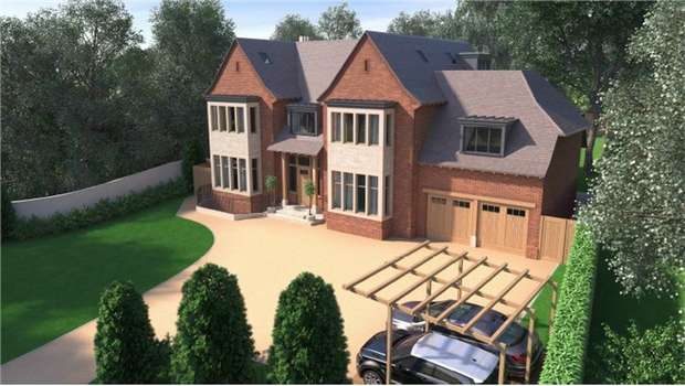 6 Bedrooms Detached House for sale in The Warren, Radlett, Hertfordshire
