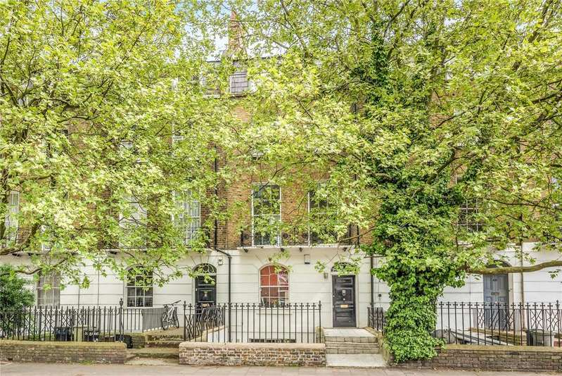 5 Bedrooms Terraced House for sale in Barnsbury Road, Islington, London, N1