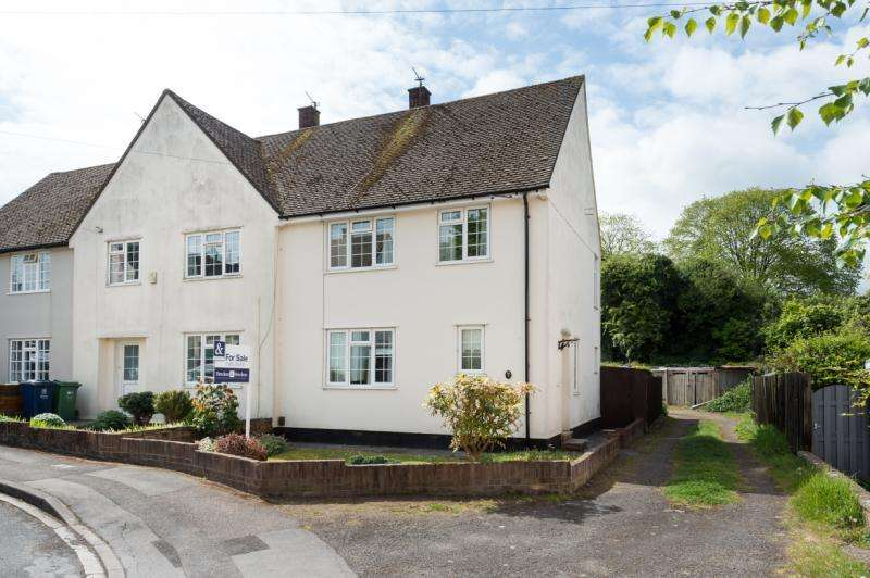 3 Bedrooms Terraced House for sale in Coppock Close, Headington, Oxford, Oxfordshire