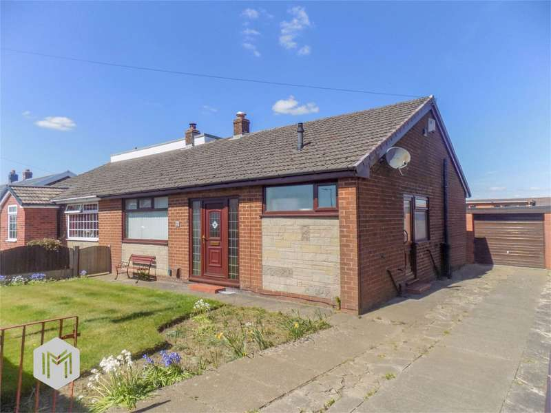 3 Bedrooms Semi Detached Bungalow for sale in Clifton Drive, Blackrod, Bolton, Lancashire