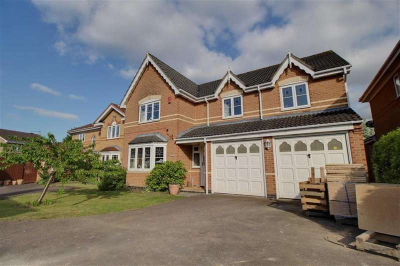5 Bedrooms Detached House for sale in Trinity Road, Abbeymead, Gloucestershire