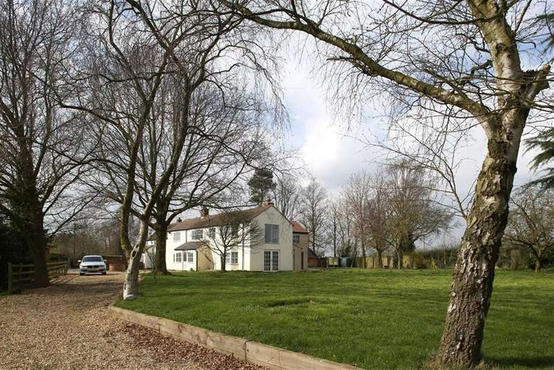 5 Bedrooms Country House Character Property for sale in Ashby Road, FROLESWORTH, Leicestershire
