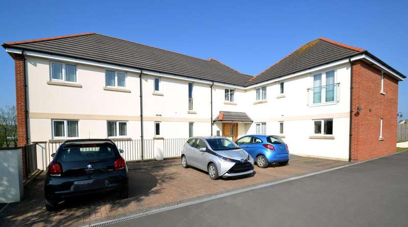 2 Bedrooms Flat for sale in Anchor Court, Sticklepath