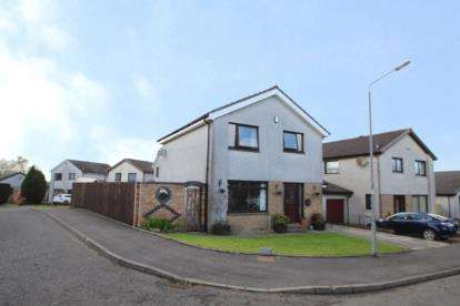 3 Bedrooms Detached House for sale in Aitken Drive, Beith