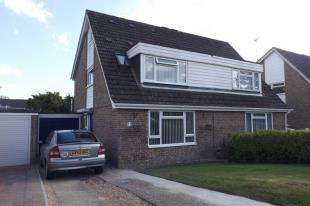 4 Bedrooms Semi Detached House for sale in Tiltwood Drive, Crawley Down, West Sussex