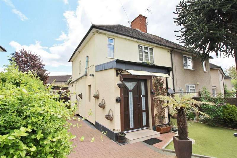 3 Bedrooms Semi Detached House for sale in Stonecross Road, HATFIELD, Hertfordshire