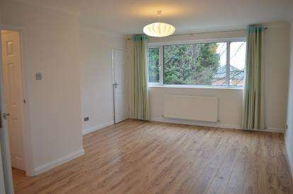 2 Bedrooms Maisonette Flat for sale in Angorfa Close, Off Walsall Road, Lichfield, Staffordshire