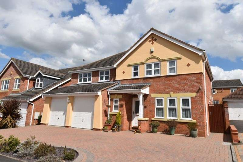5 Bedrooms Detached House for sale in Cheltenham Avenue, Bromsgrove