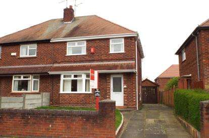 3 Bedrooms Semi Detached House for sale in Barthomley Cresent, Crewe, Cheshire, England