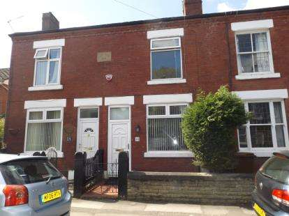 2 Bedrooms Terraced House for sale in Mount Pleasant, Hazel Grove, Stockport, Cheshire