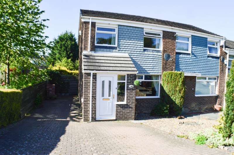 3 Bedrooms House for sale in Castle Road, Prudhoe, NE42