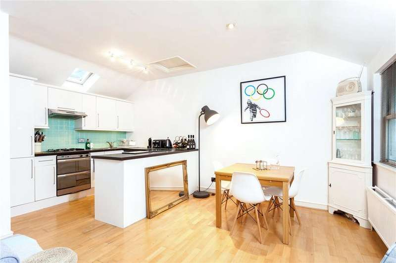 1 Bedroom Terraced House for sale in Old Stable Mews, London, N5