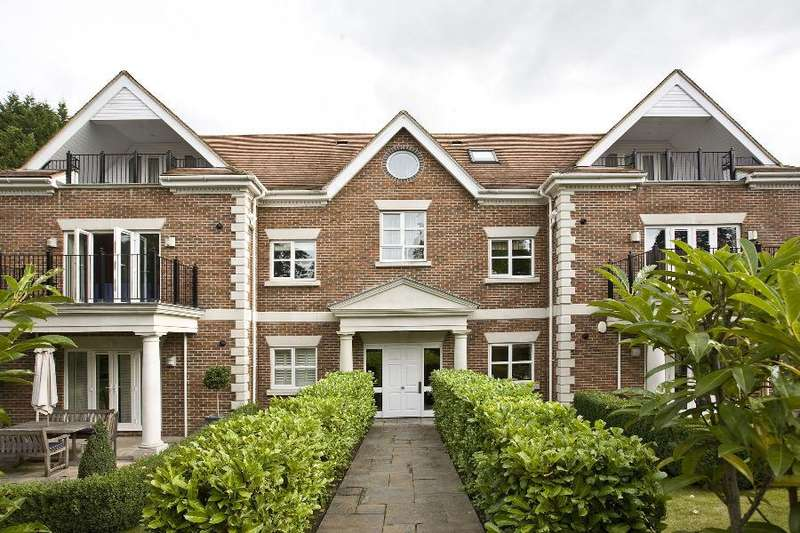 2 Bedrooms Apartment Flat for sale in Sunningdale, Berks