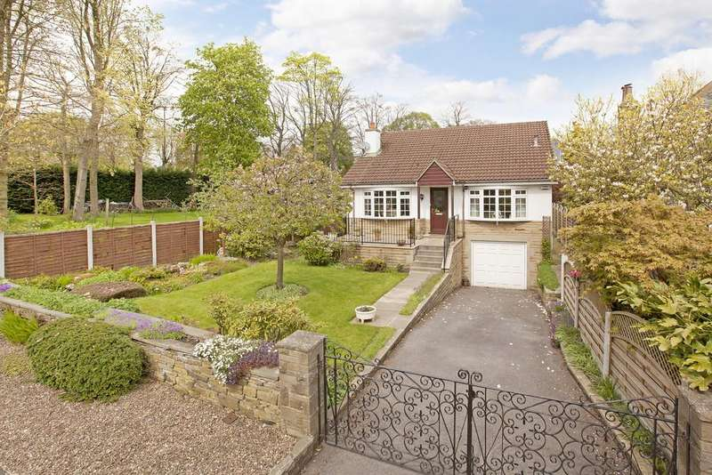 2 Bedrooms Detached Bungalow for sale in Park Road, Guiseley