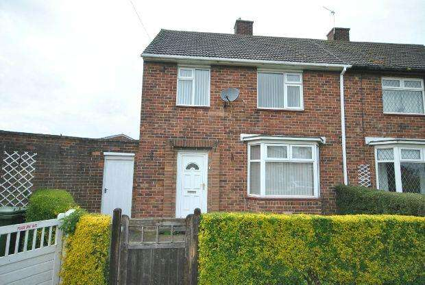 3 Bedrooms Semi Detached House for sale in Stainton Drive, GRIMSBY