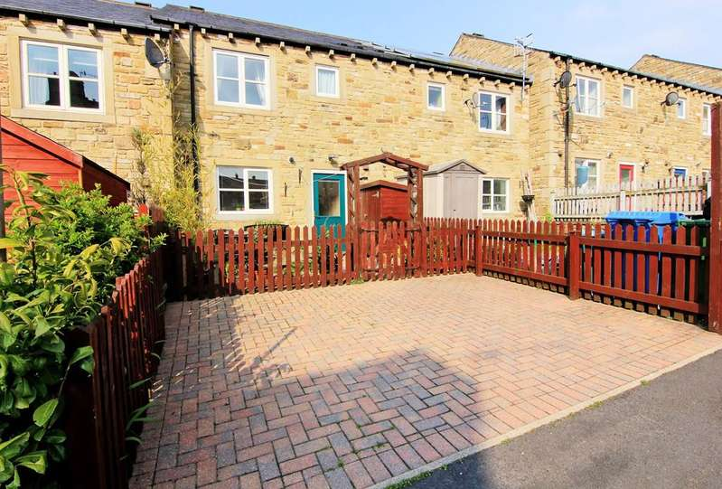 2 Bedrooms Town House for sale in 3 St Johns Court, Skipton