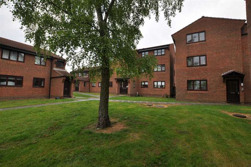 1 Bedroom Flat for sale in Crocus Way, Springfield