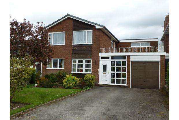 4 Bedrooms House for sale in MELLISH DRIVE, WALSALL