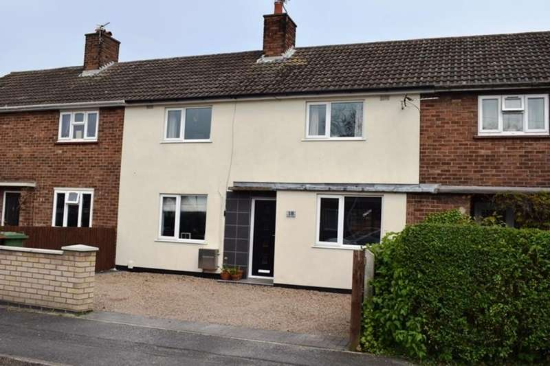3 Bedrooms Terraced House for sale in Glebe Road, Humberston