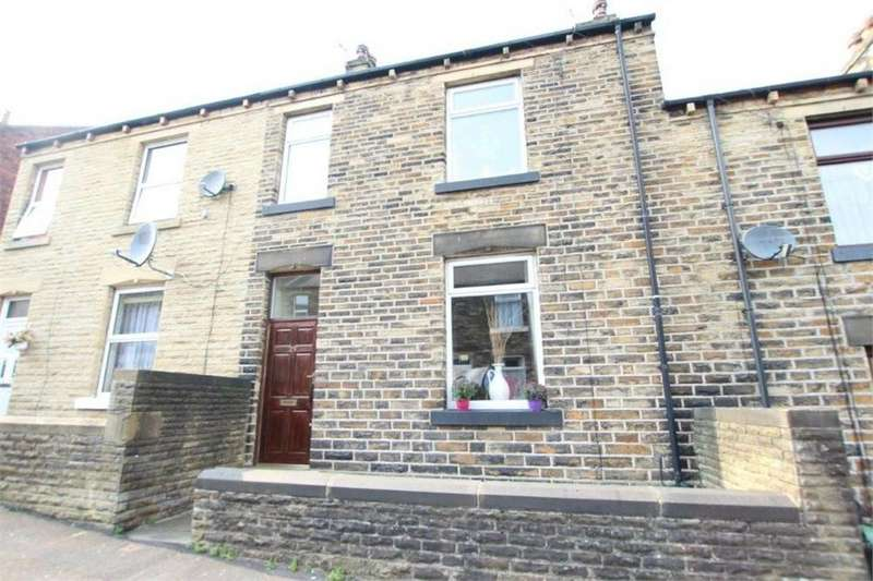 3 Bedrooms Terraced House for sale in Arnold Street, LIVERSEDGE, West Yorkshire