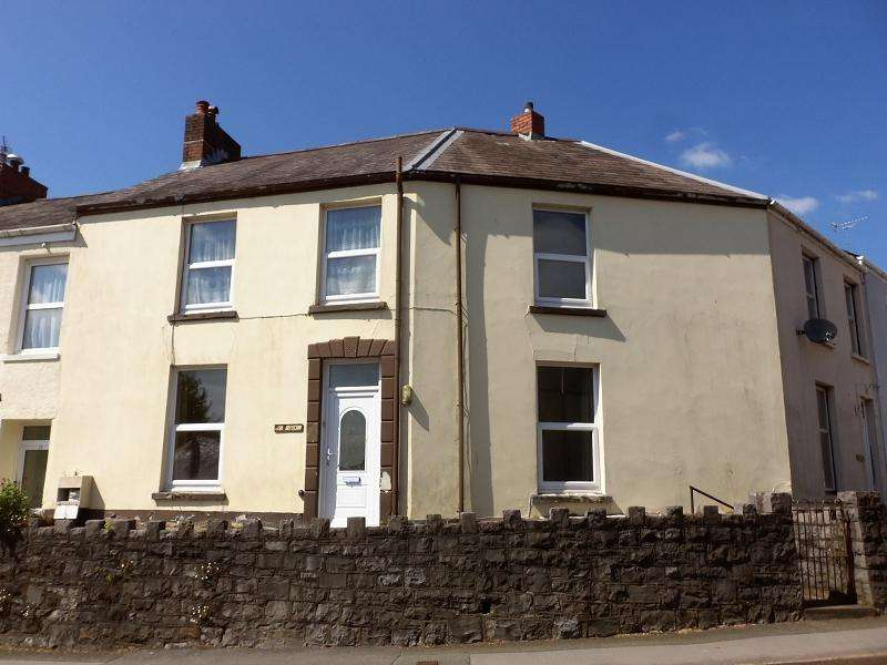 3 Bedrooms Terraced House for sale in Francis Terrace, Carmarthen, Carmarthenshire